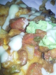 tryitvegan enchiladas close up