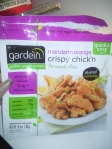 TryitVegan Gardein mandarin orange crispy chicken