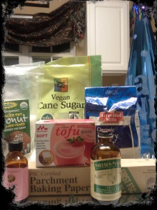 This is what you will need and don't forget some vegan chocolate to melt for dipping and drizzling!  We used EnjoyLife!