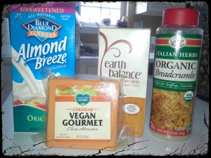 Try it Vegan Baked Macaroni & Cheese with Bread Crumbs Ingredients