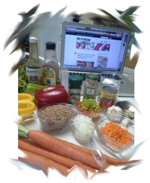 TiV Sloppy Mo Joe ingredients