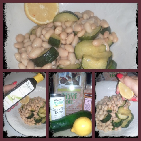 TiV Lemon Infused Zucchini and Beans Frame
